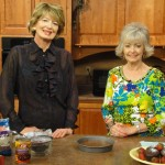 Gluten-Free on the set of Creative Living at PBS