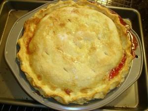 Carol Fenster's Gluten-Free Peach Pie