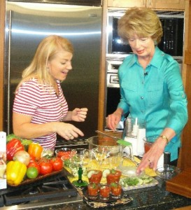Carol Fenster on Good Morning Vail, Colorado--TV 8