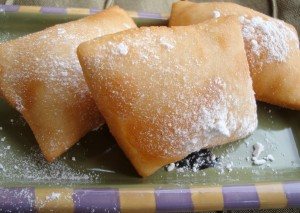 Gluten-Free French Beignets from Carol Fenster