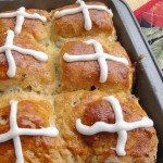 Gluten-Free Hot Cross Buns from Carol Fenster