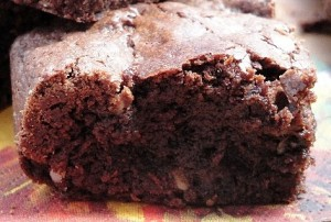 Chocolate Banana Bread for Breakfast