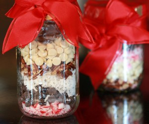 Gluten-Free Layer-Bar Mix for Holiday Gift-Giving
