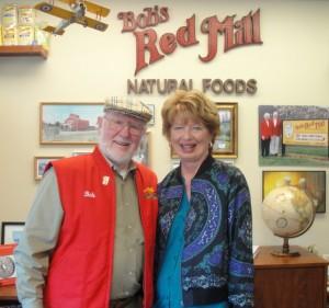 Bob Moore and Carol Fenster