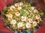 Shrimp Sorghum Salad