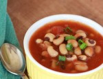 Black-Eyed Pea Chili for Good Luck on New Year's