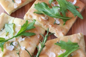 Focaccia Flatbread is a quick, easy bread with loads of flavor.