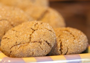 Spice Cookies are perfect for the holidays.
