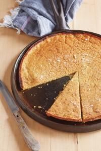 Savory Pancakes known as Farinata
