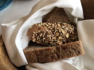 Gluten-Free Bread on Viking Ocean Cruise