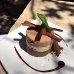 Three Chocolate Mousse