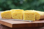 Cornbread with Tigernut Flour