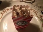 Popcorn with Shaved Truffles