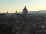Rome skyuline
