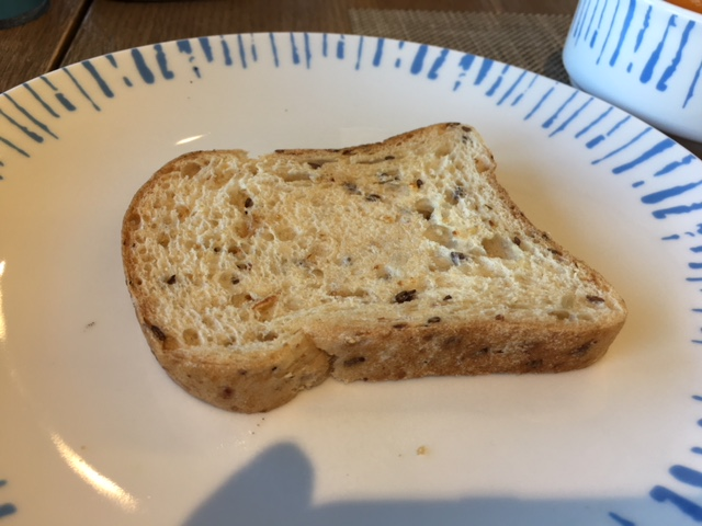 GF Bread slice on Viking Star 2018