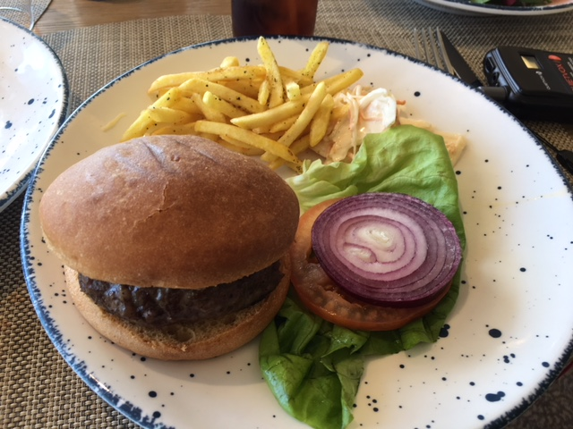 GF Hamburger on Viking Star 2018