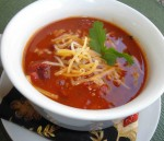 Gluten-Free Chili is perfect for a Super-Bowl Party.