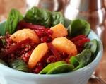 Red Quinoa Salad is Gluten-Free